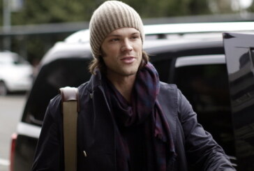 Jared arriving in Vancouver 01/13/2012