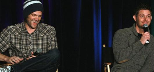 Supernatural Nashcon 2012 – J2 Breakfast & Stage & Guests