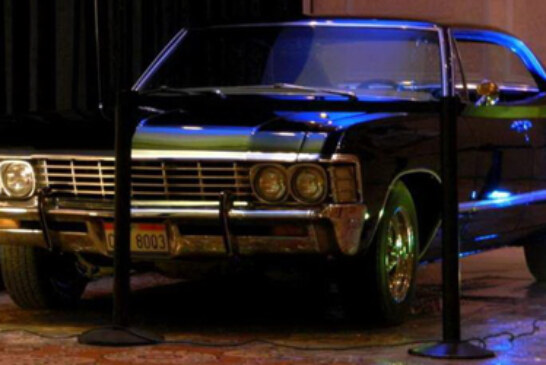 Supernatural Nashcon 2012 incl. 67Chevy Impala pics