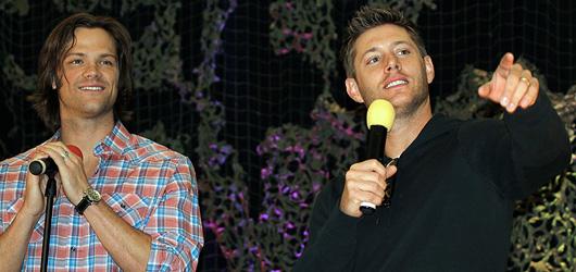 Supernatural BurCon 2012 – J2 Breakfast & Stage & Guests