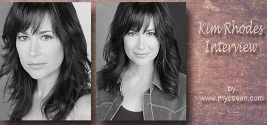 MYCOVEN - Interview with Kim Rhodes aka Supernatural's Sheriff Jody Mills