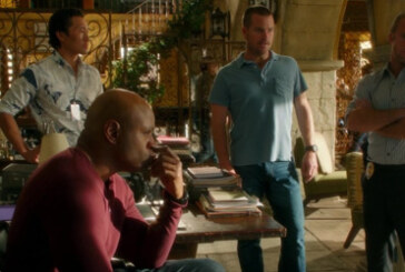 NCIS LA. / Hawaii Five-0 Crossover 3.21 Screencaps HQ
