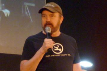 Jus in Bello III 2012 – Jim Beaver Panel 04/29/2012