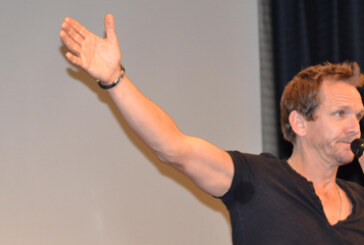 AECON 3 – Jim Michaels, Matt Cohen, Carrie Fleming, Sebastian Roché and Steven Williams Panels