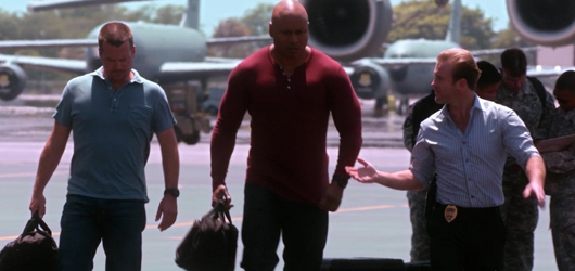 Hawaii Five-0 / NCIS LA. Crossover 2.21 Screencaps HQ