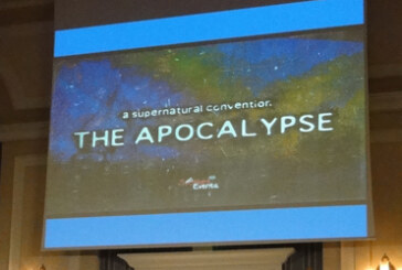 Supernatural Convention The Apocalypse Paris 06/01 – 06/03/2012