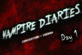 The Vampire Diaries – Crimson Sky Con Vienna, 06/16/2012