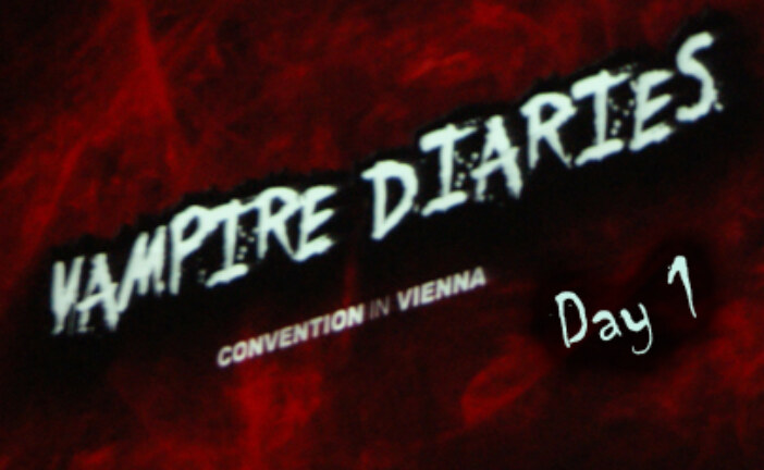 The Vampire Diaries – Crimson Sky Con Vienna, 06/16/2012