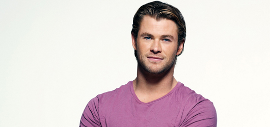 Chris Hemsworth - Promotion Pictures