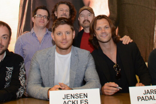 Supernatural Comi Con 2012 Complete Panel (Videos) SPOILERS!