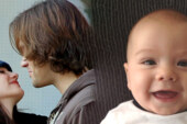 Jared and Gen Padalecki's Baby Thomas: 'Go USA'