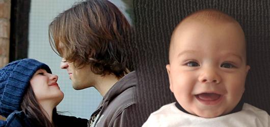 Jared and Gen Padalecki's Baby Thomas: 'Go USA'