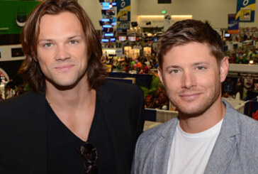 Supernatural – Comi Con 2012 – Cast signing Autographs