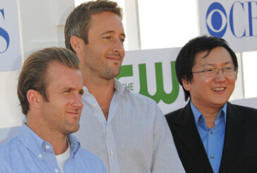 Hawaii Five-0 at the TCAs 2012 – Alex O'Loughlin, Scott Caan, Masi Oka