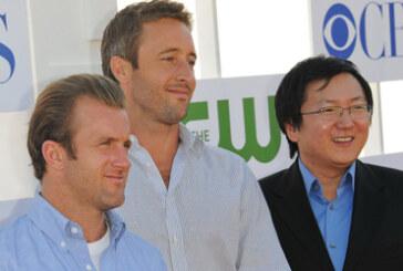 Hawaii Five-0 at the TCAs 2012 – Alex O'Loughlin, Scott Caan, Masi Oka