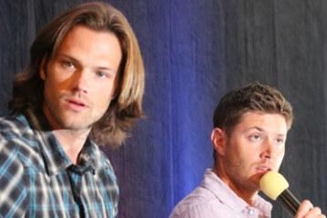 Supernatural VanCon 2012 – J2, Kim Rhodes, Julian Richings and Steve Carlson