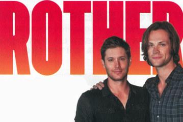 Comic Con Special – Supernatural – Magazine HQ Scans