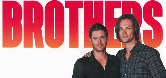 Comic Con Special - Supernatural - Magazine HQ Scans