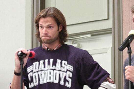Supernatural DallasCon 2012 HQ Pictures J2 Breakfast