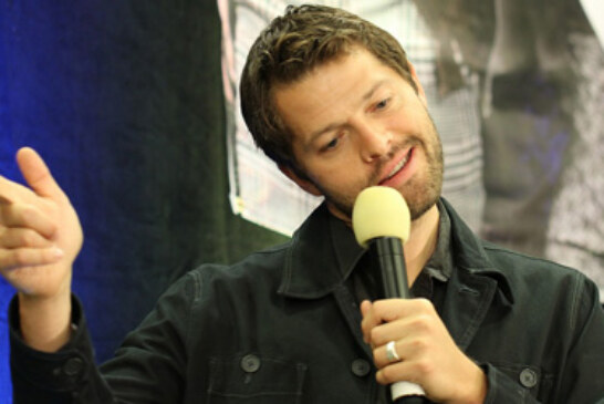 Supernatural VanCon 2012 HQ Pictures Misha and Jim Panel