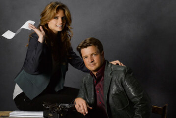 Castle Season 5 HQ Promotion Pictures
