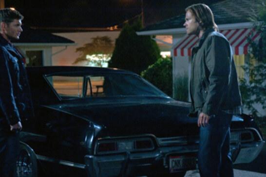 Supernatural 8.06 HQ Episode Stills
