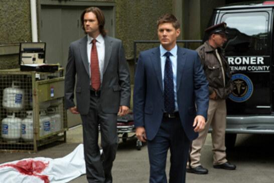 Supernatural 8.04 HQ Episode Stills