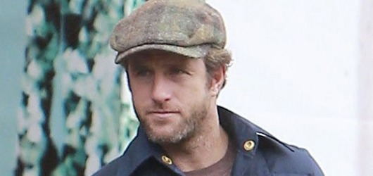 Scott Caan out and about in Los Angeles - Dec. 23rd and 24th 2012