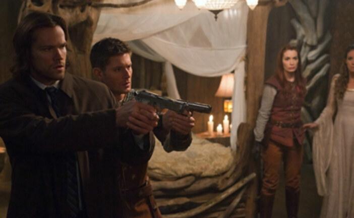 Supernatural 8.11 HQ Episode Stills