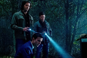 Supernatural 8.12 HQ Episode Stills