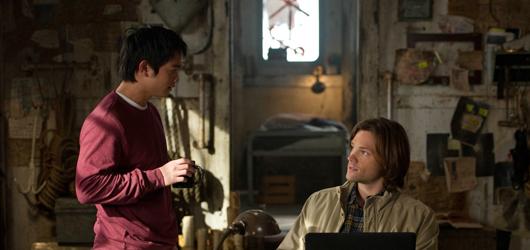 Supernatural 8.14 HQ Episode Stills