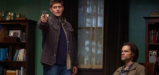 Supernatural 8.18 HQ Episode Stills