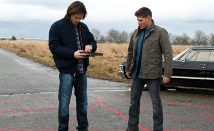 Supernatural 8.19 HQ Episode Stills
