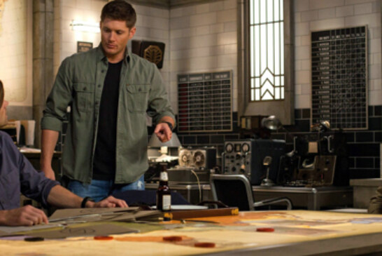 Supernatural 8.22 HQ Episode Stills