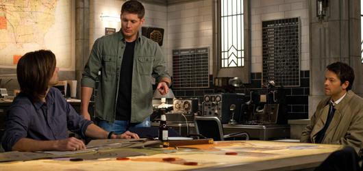 Supernatural 8.22 HQ Episode Stills