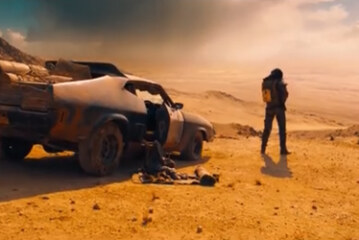 MAD MAX – Fury Road Trailer