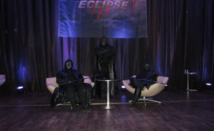 Lunar Eclipse 2 Convention 2015 – Teen Wolf