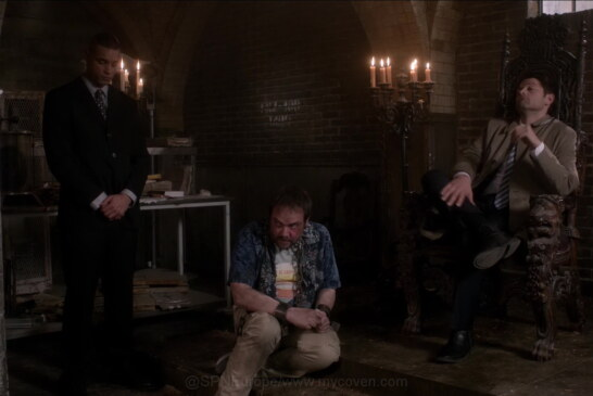 Supernatural Episode 11.14 HQ Screencaps