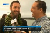 Hawaii Five-0: Cast And Crew Kick Off Season 7 With Their Annual Blessing Ceremony (Incl. Video)