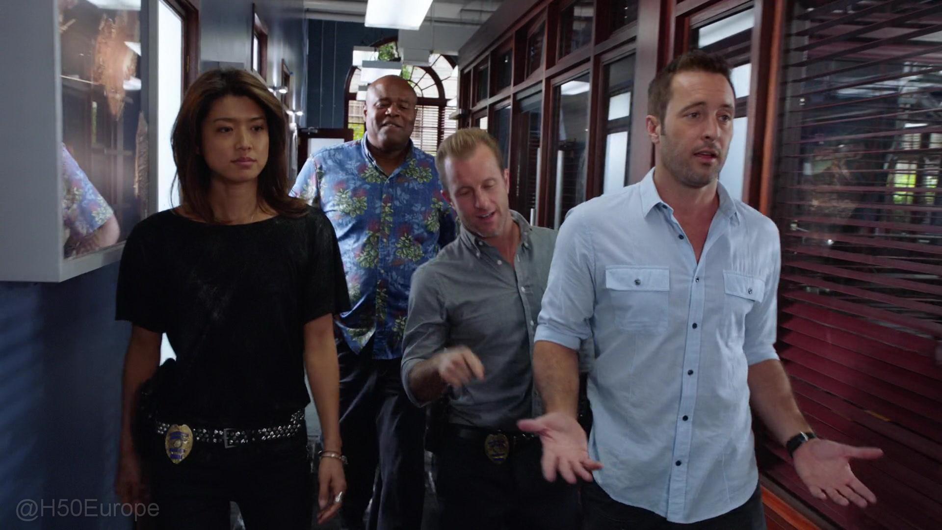 Hawaii Five 0 7.01 Screencaps
