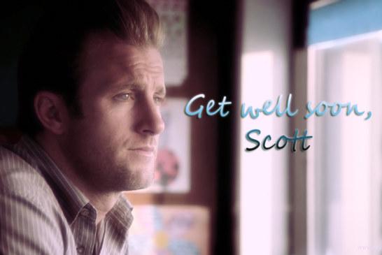 Get well soon, Scott!