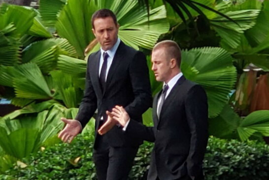 Hawaii Five-0 – BTS Episode 9.18 Twitter/IG/FB Summary