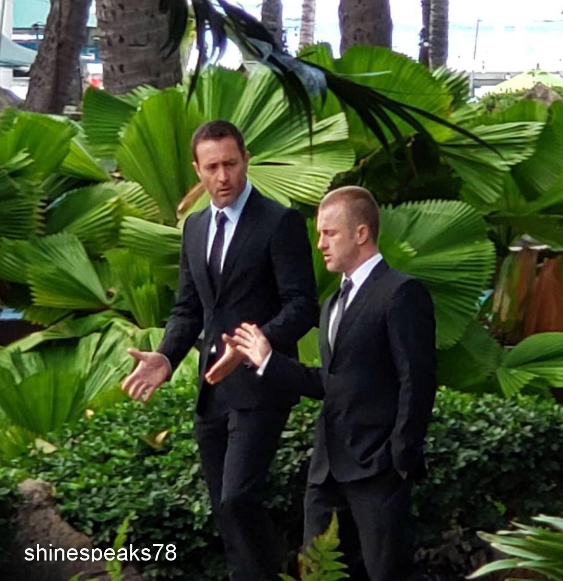 Hawaii Five-0 - BTS Episode 9.18 Twitter/IG/FB Summary