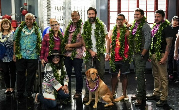 Hawaii Five-0 Season X – Blessing Ceremony