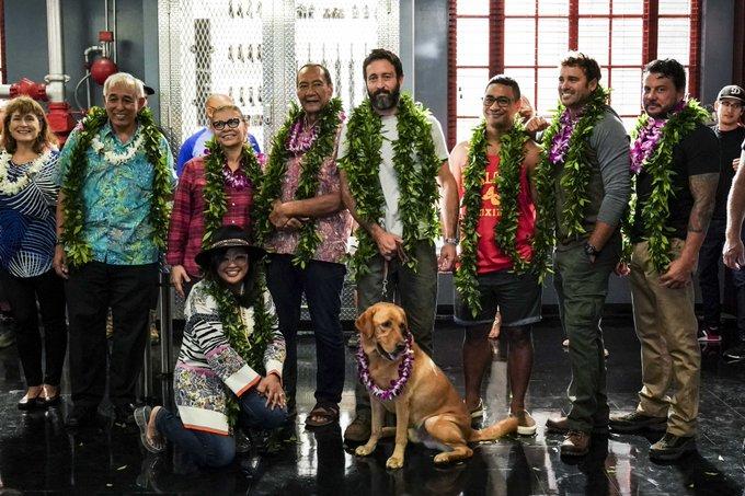 Hawaii Five-0 Season X - Blessing Ceremony