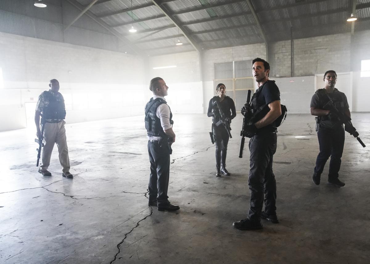 Hawaii Five-0 10.11 Fall Finale, Press Release, Promo, Promo Pics