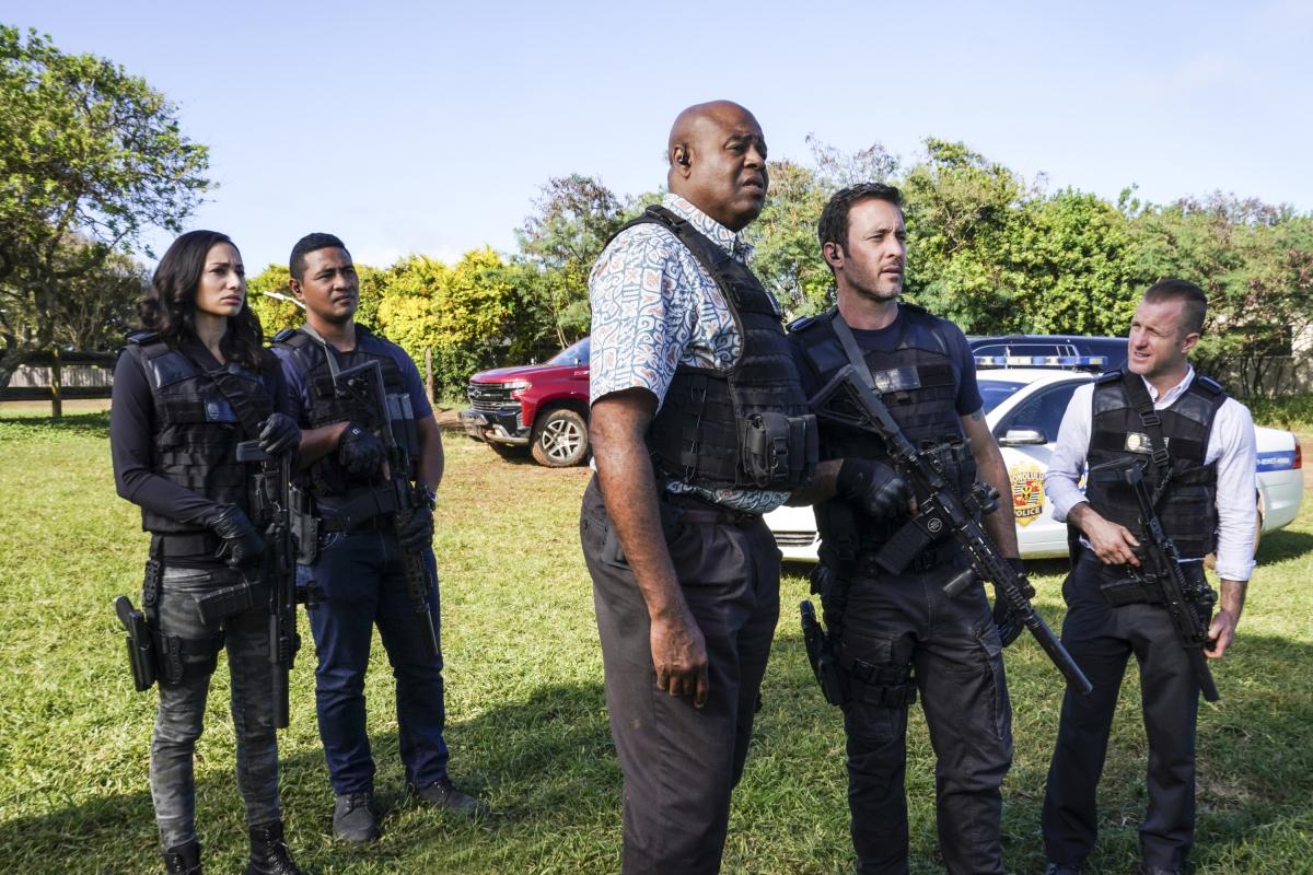 Hawaii Five-0 10.19 Press Release, Promo Pics